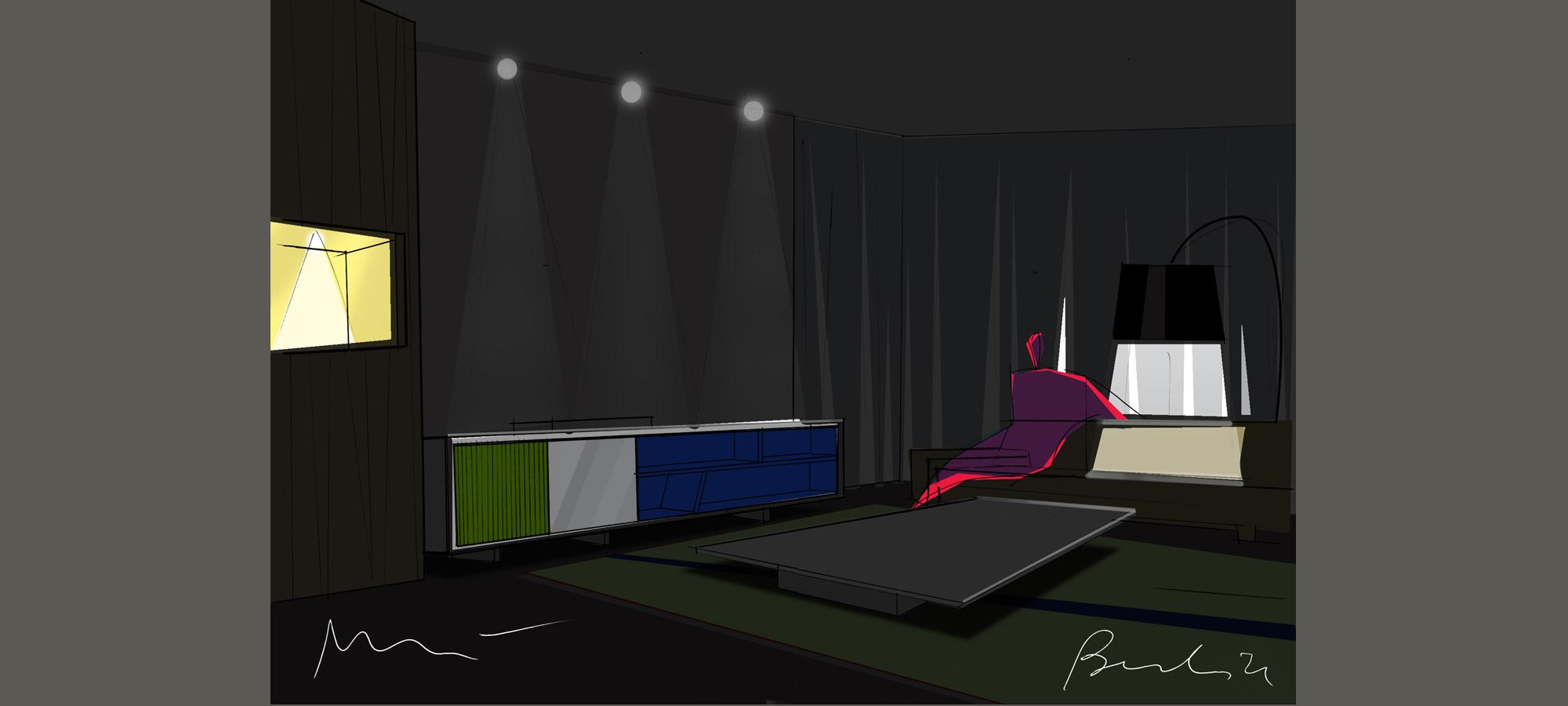 Marco Mencacci Project Penthouse